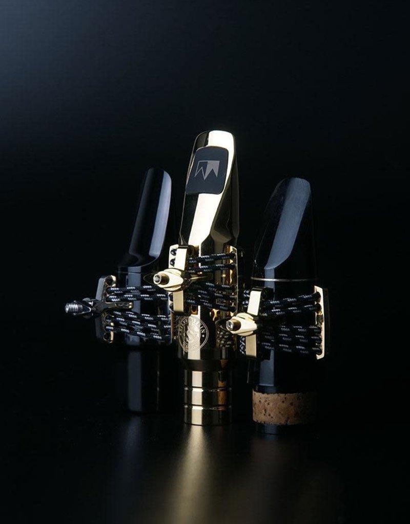 Silverstein Silverstein Estro Ligature for Saxophone or Clarinet