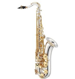 Jupiter Jupiter JTS1100SG Professional Tenor Saxophone Silver w/ Gold Keywork