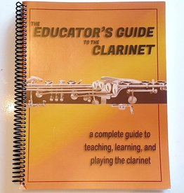 Ridenour ATG Educators Guide to the Clarinet