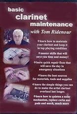 Ridenour ATG Basic Clarinet Maintenace DVD