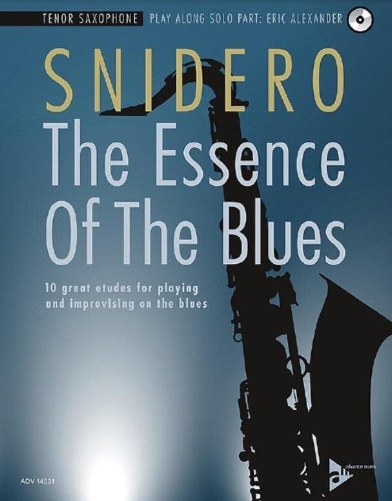 Advanced Music The Essence Of The Blues - Jim Snidero play along