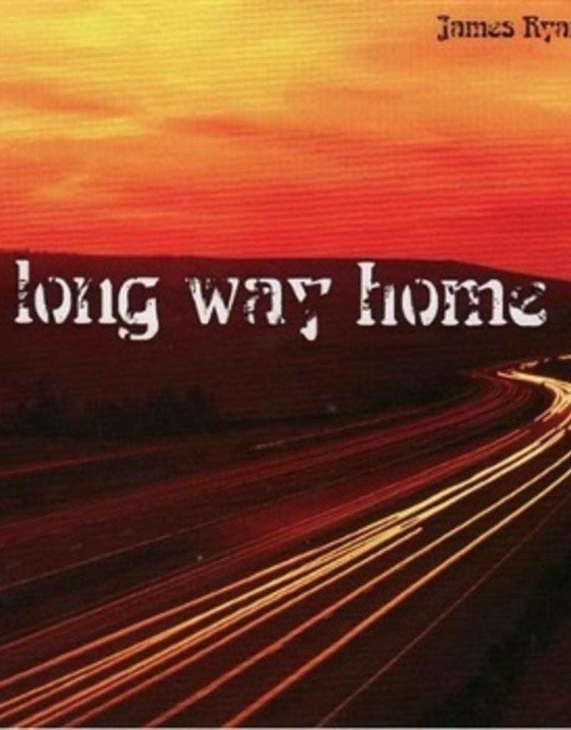 James Ryan Trio 'Long Way Home' CD