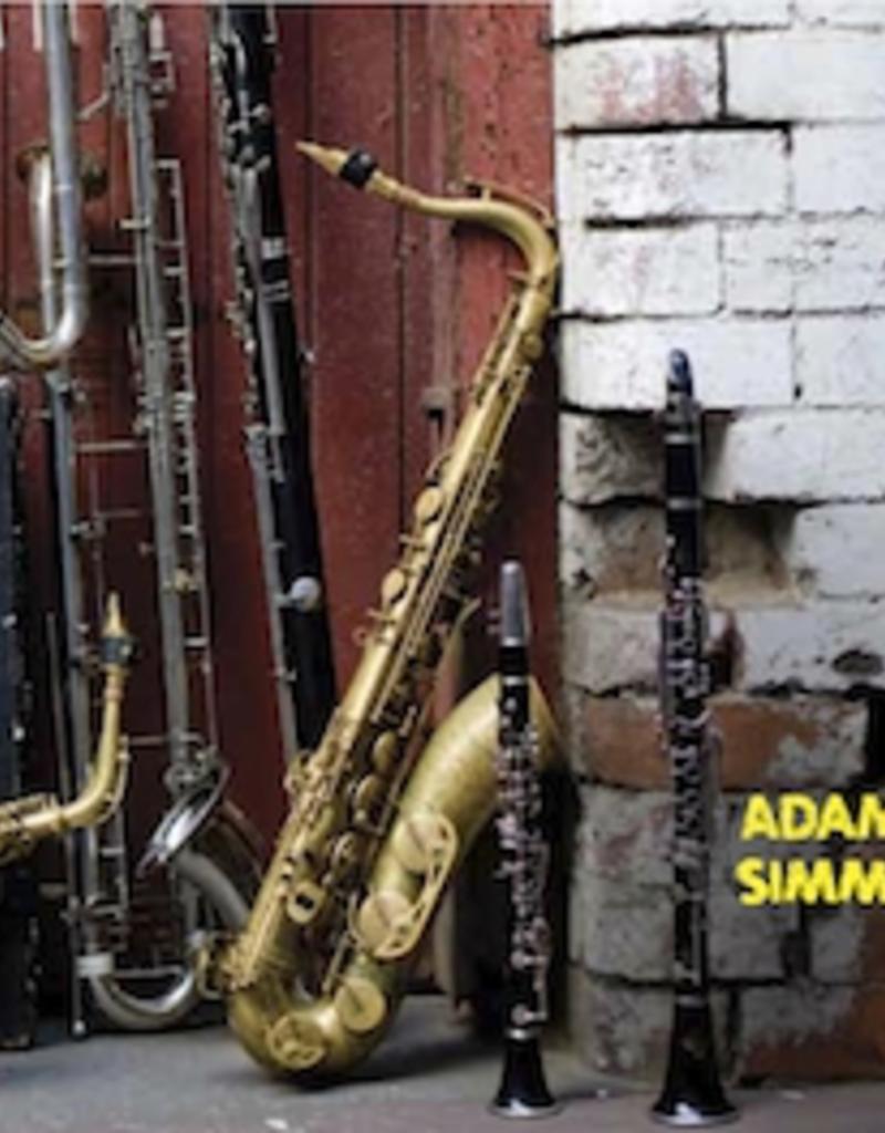 Fat Rain Adam Simmons - Self Titled CD