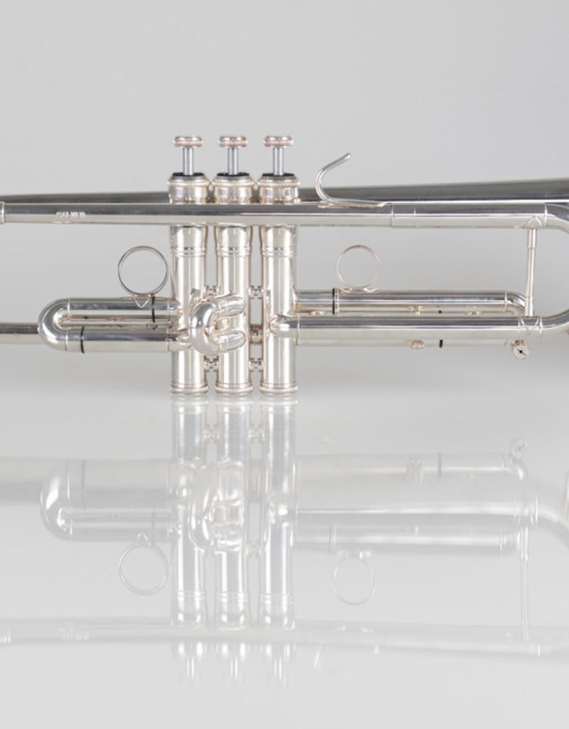 Kuhnl & Hoyer Kuhnl & Hoyer Topline Lead Silver Bb Trumpet