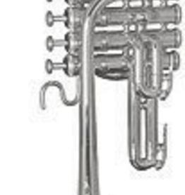 Kuhnl & Hoyer Kuhnl & Hoyer Bb/A Malte Burba Silver Piccolo Trumpet
