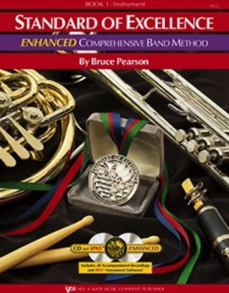 Kjos Standard Of Excellence Band Method