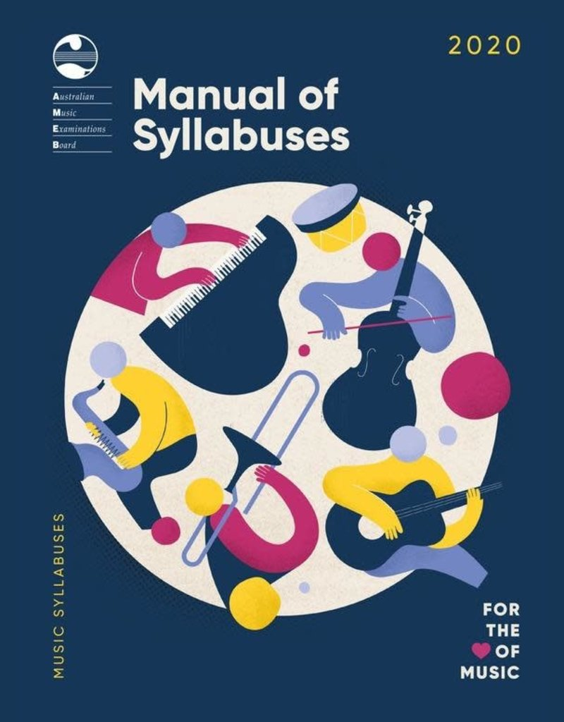 AMEB AMEB Manual of Syllabuses (2020)