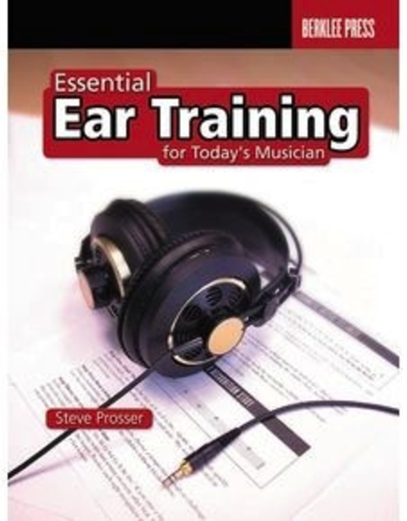 Essential Ear Training For Today'S Musician - Berklee Press