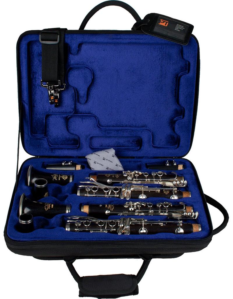 Protec Protec  Pro Pac Clarinet Double Slimline Case