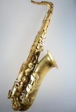 Temby Australia Temby Vintage Tenor Saxophone Raw Brass