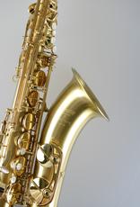Temby Australia Temby Custom Tenor Saxophone Matte Gold