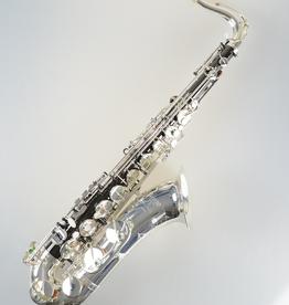 Temby Australia Temby Custom Black Nickel & Silver plate Tenor Saxophone