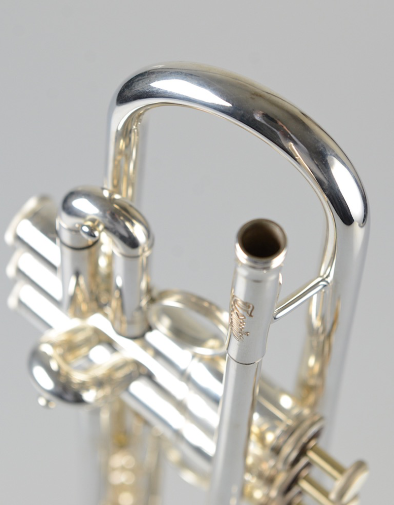 Temby Australia Temby Professional Silver Bb Trumpet