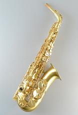 Temby Australia Temby Custom Alto Saxophone Matte Gold