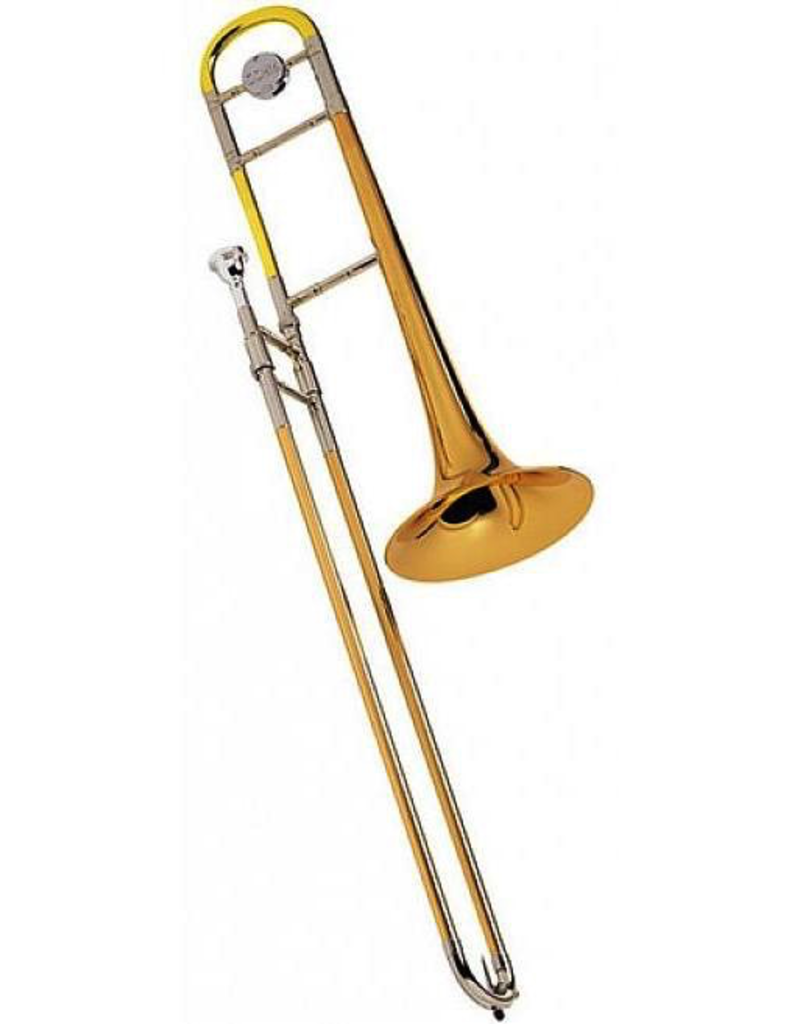 Conn Conn 8H Symphonic Tenor Trombone - 0.547 Bore - 8.5' Rose Brass Bell