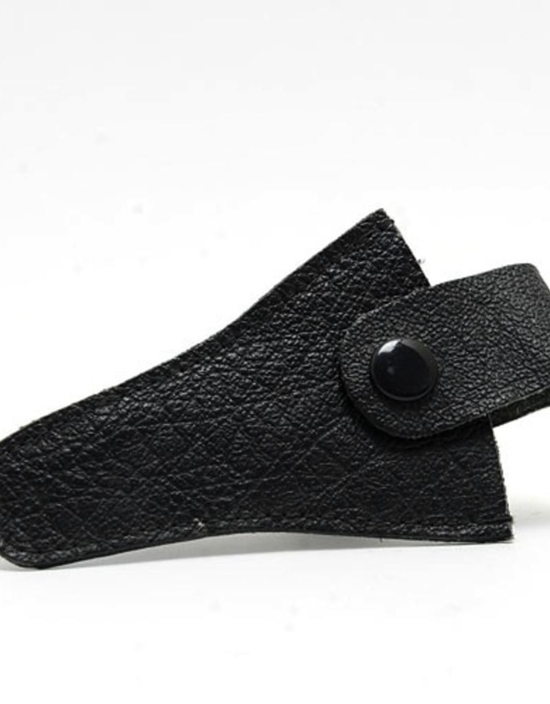 Leather Trumpet Mouthpiece Pouch