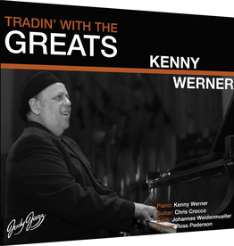 Jody Jazz Trading With The Greats' CD Kenny Werner