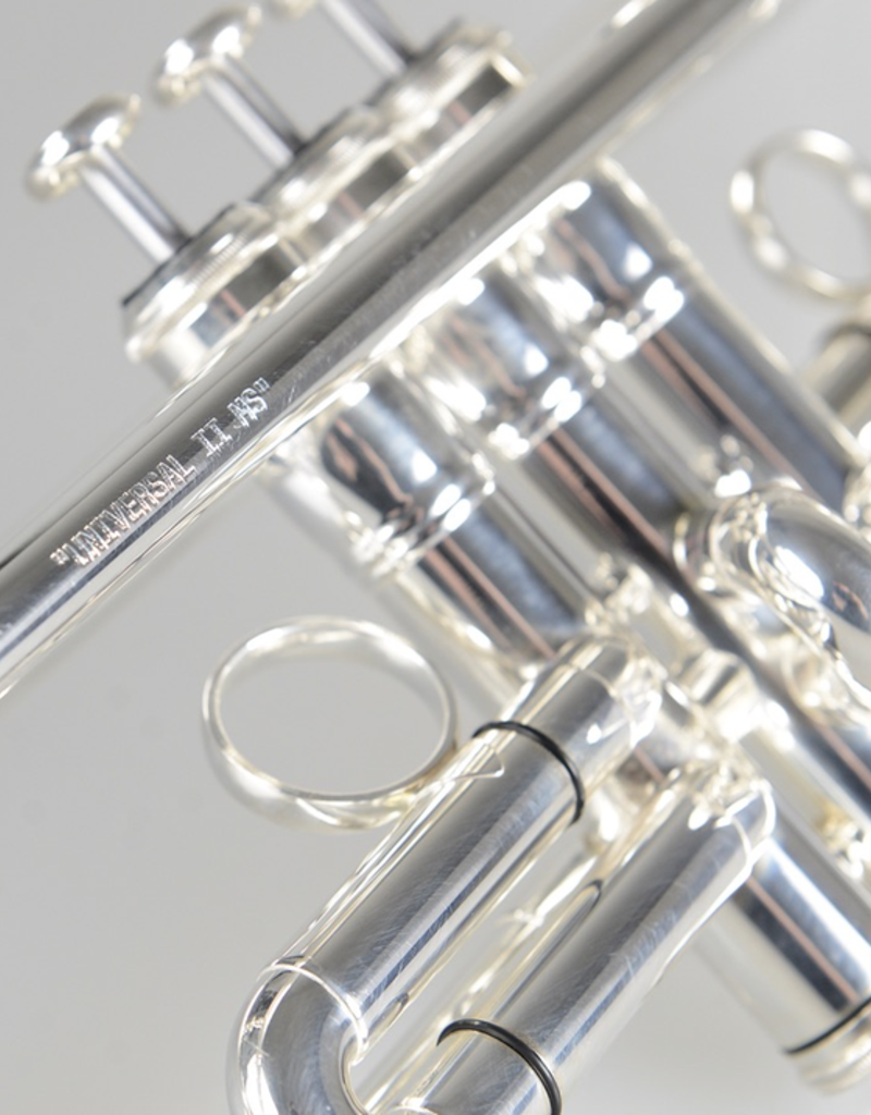 Kuhnl & Hoyer K'hnl & Hoyer Universal II Malte Burba Bb Trumpet - Silver Plated
