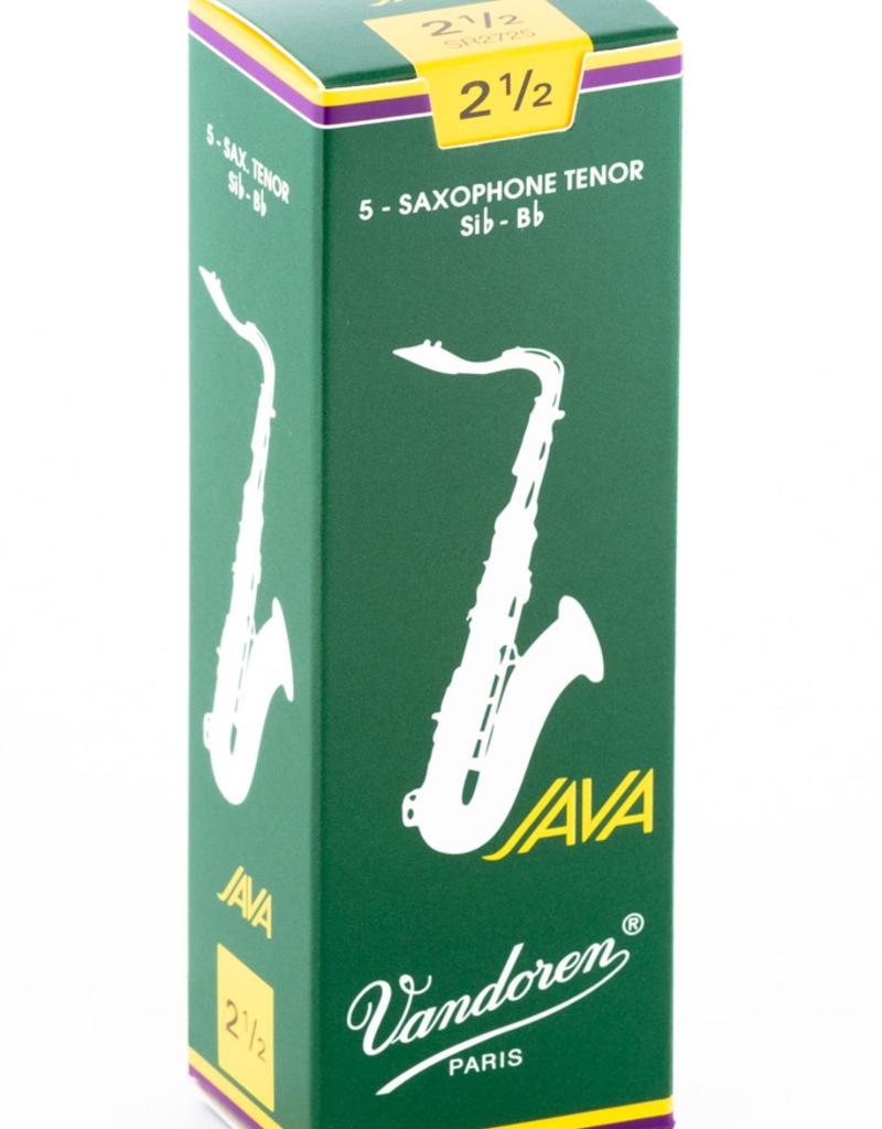 Vandoren Vandoren Java Green Tenor Saxophone Reeds