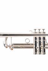 Adams Adams Prologue Silver-Plated Bb Trumpet