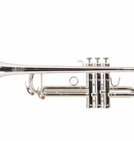 Adams Prologue Bb Trumpet Silver Plated