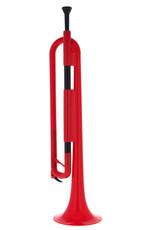 pBugle pBugle Plastic Infantry Bugle Red