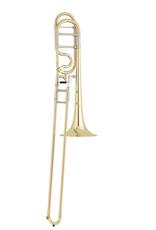 S.E. Shires S.E. Shires Model Q Series Alessi Artist Trombone with Signed Rotor F Attachment