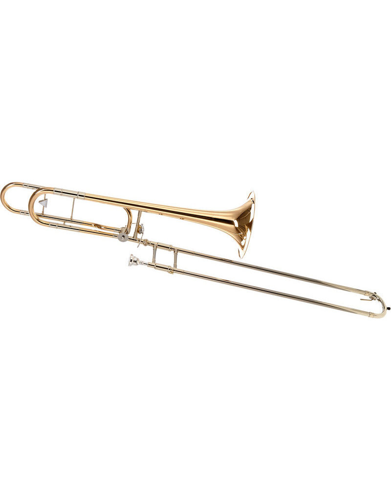 """Kuhnl & Hoyer 0.527"""" Bb/F Tenor Trombone"""