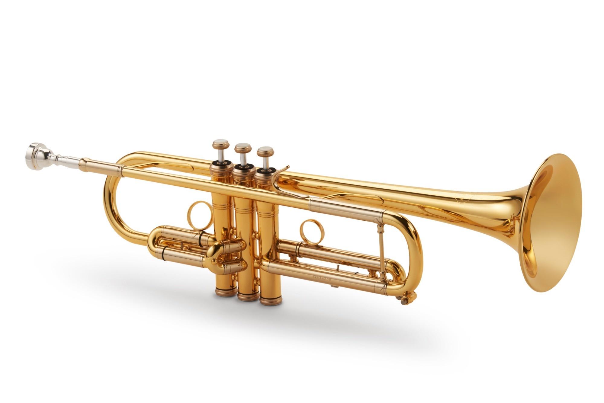 Kuhnl & Hoyer Revision trumpet