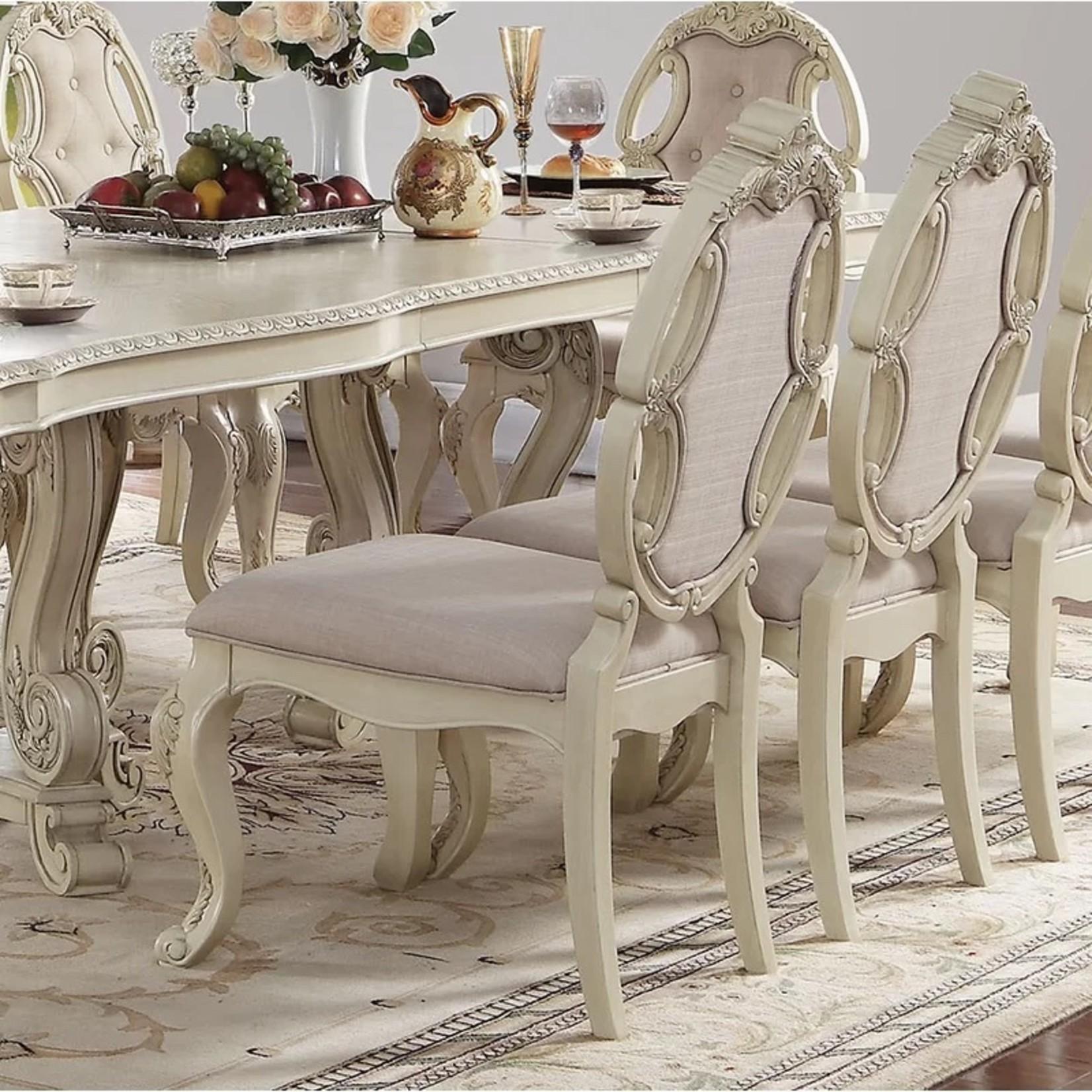 *Larosa Upholstered Dining Chair Set of 2