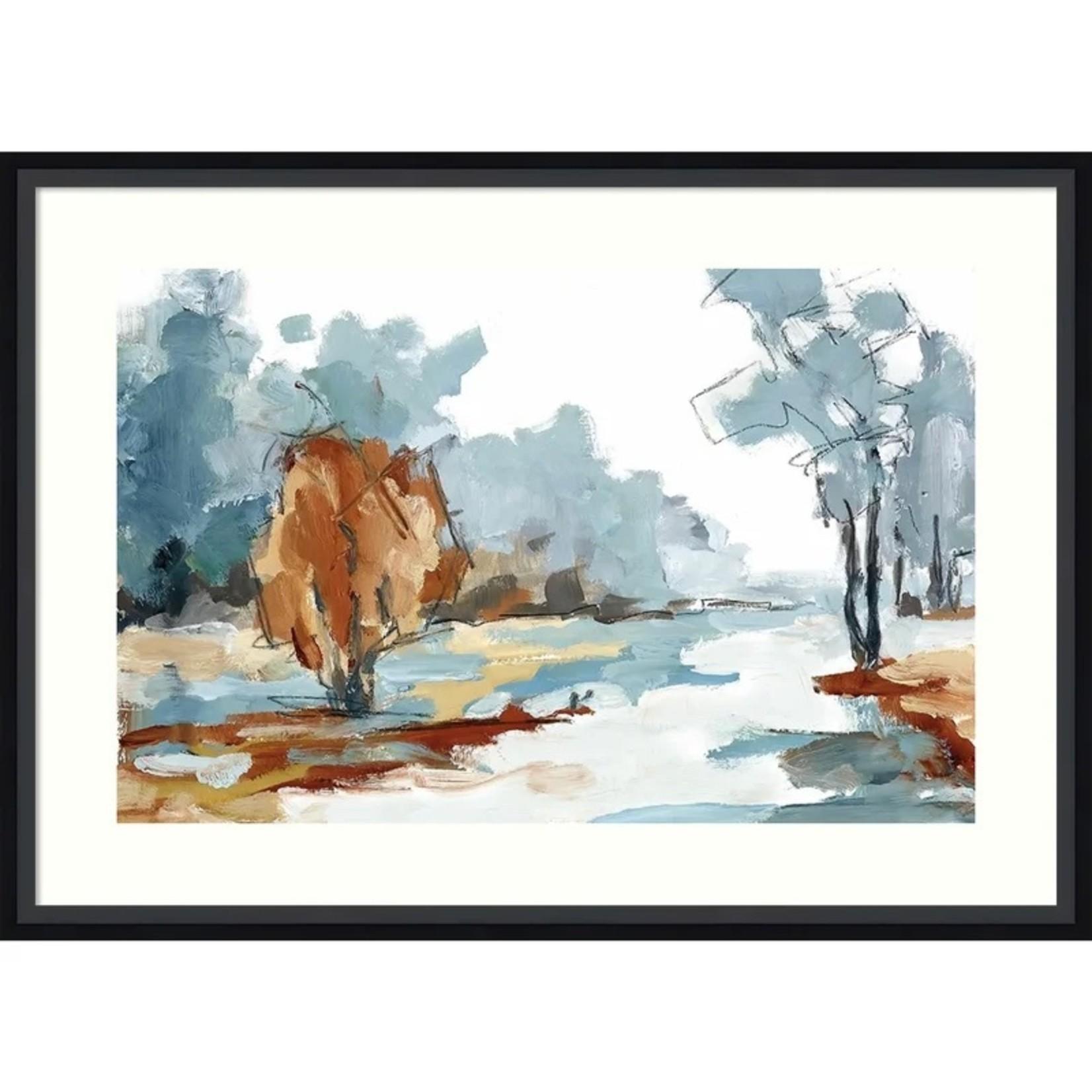 *Backroads VI by Jacqueline Ellens - Picture Frame Graphic Art