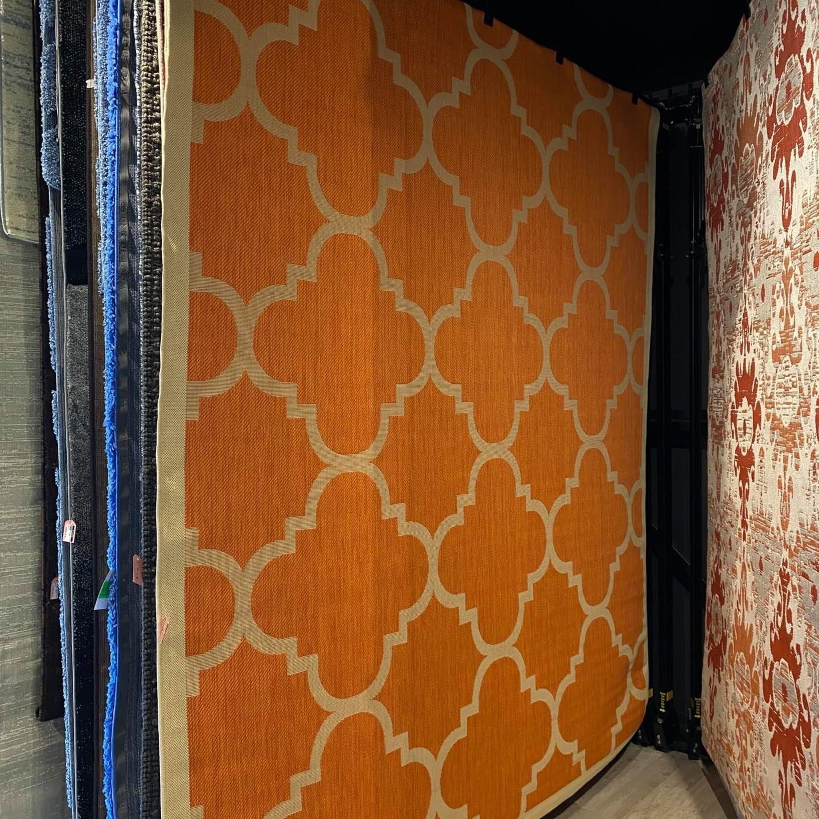 *9' x 12' - Antnio Terracotta Indoor/Outdoor Area Rug