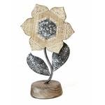 *Distefano Boho Table Top Flower Sculpture