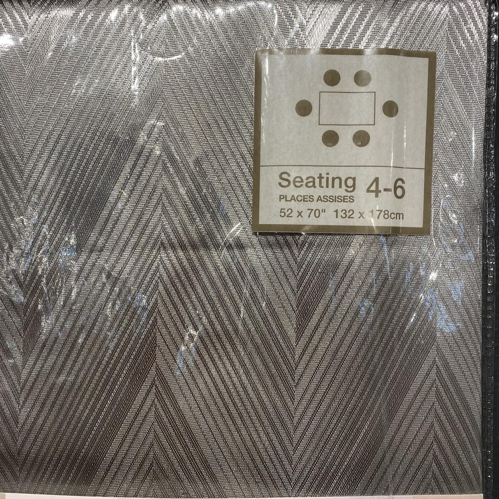 """Manhattan Table Cloth - 52"""" X 70"""""""
