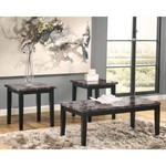 *Crume 3 Piece Coffee Table Set - Some Nicks AS IS