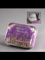Tin Box - Savon de Marseille France
