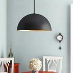 *Yolo 1 - Light Single Dome LED Pendant