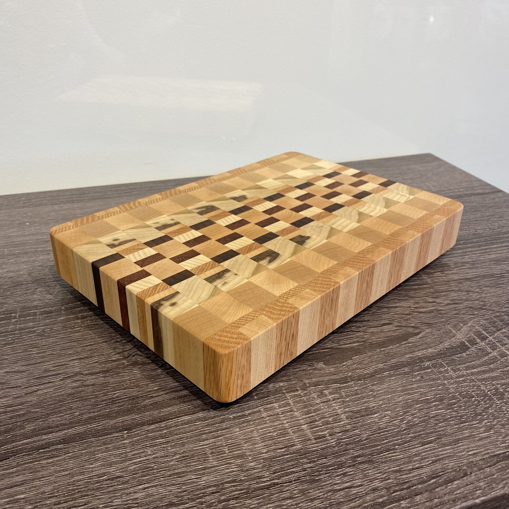 Consign Breakers Woodworking - Handmade Small Cutting Board (Final Sale)