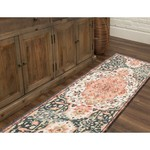 2' x 5' - Dario Floral Tufted Multicolor Runner