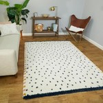 *8' x 10'2 - Connor Navy Area Rug