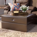 *Dingess Tufted Storage Ottoman