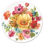 "Glass 13"" Lazy Susan - Country Fresh"