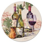 "Glass 13"" Lazy Susan - Wine Table"