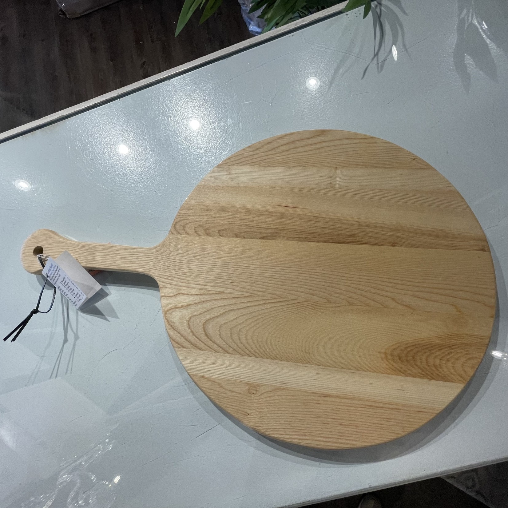 Consign Breakers Woodworking - Handmade Large Pizza Board