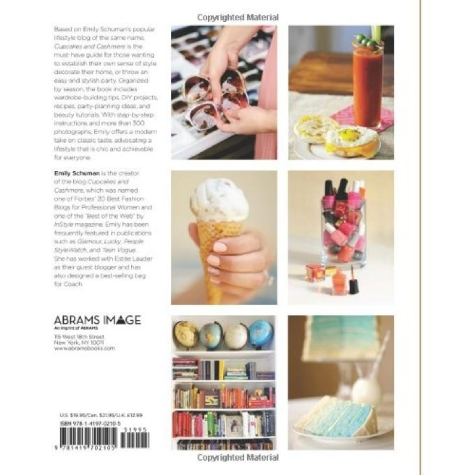 Cupcakes and Cashmere - A Guide for Defining Your Style, Reinventing Your Space, and Entertaining with Ease