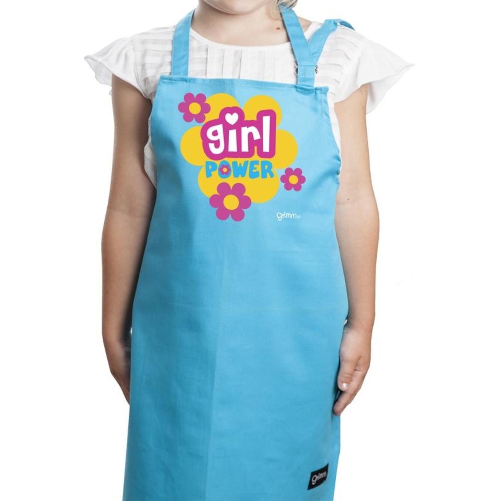 Children's Apron - Girl Power