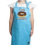 Children's Apron - Donut Detective