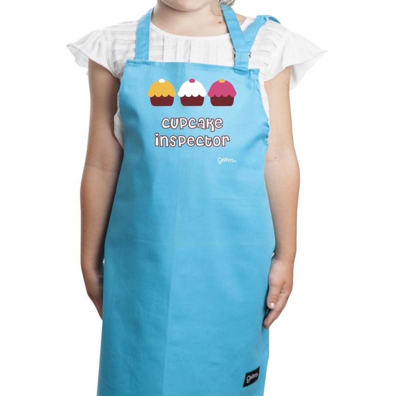 Children's Apron - Cupcake Inspector