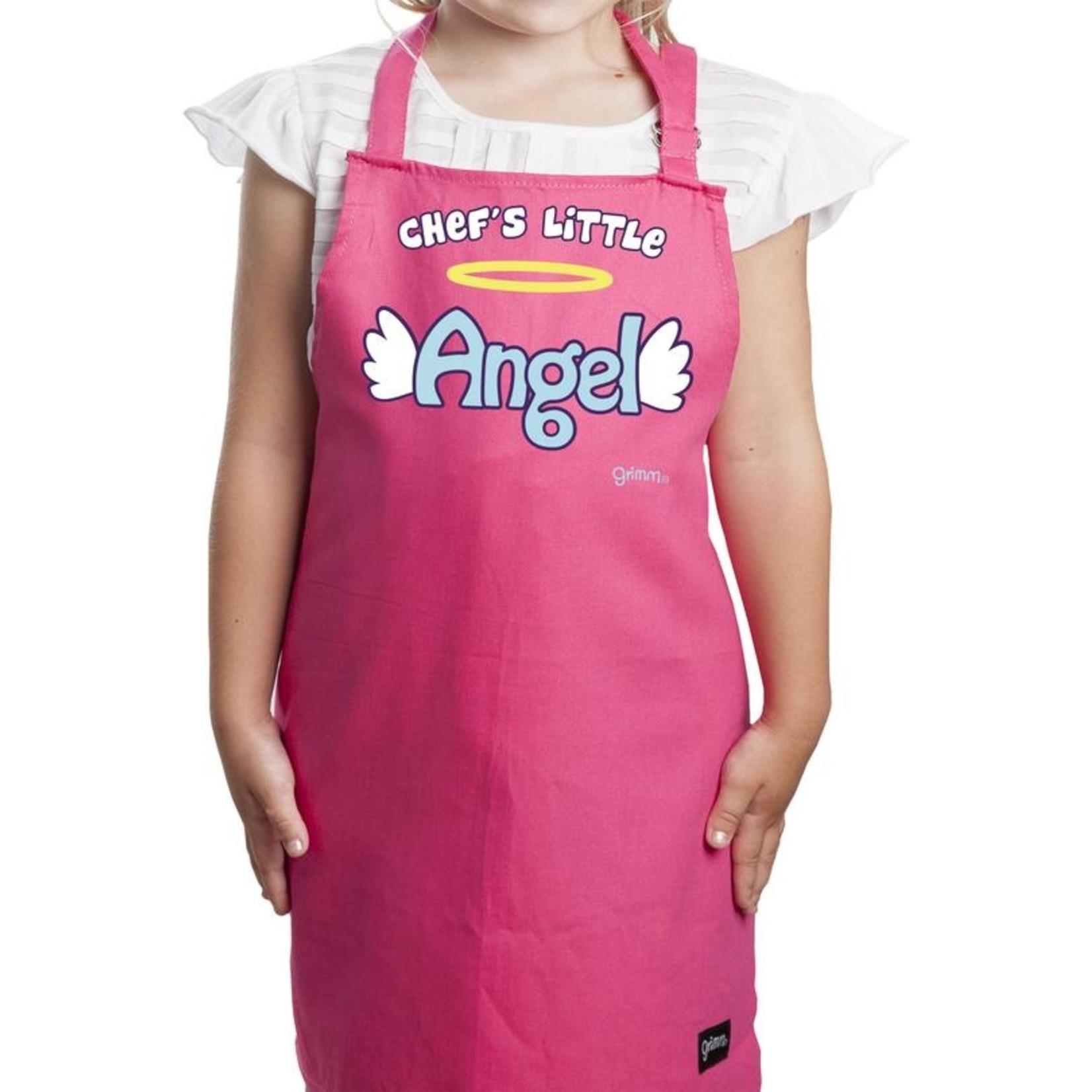 Children's Apron - Chef's Little Angel