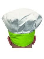Children's Chef Hat - Green